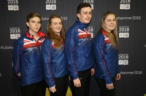 Amy Bryce Represents Team GB at Youth Olympics