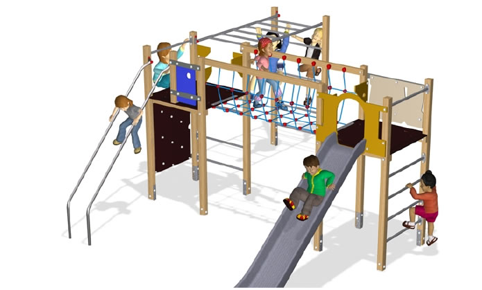 New Playpark Equipment To Be Installed